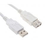 USB juhe AA pikendus 1,5 m