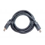 HDMI connection cable 1,5 m, black