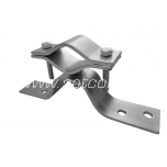 Eaves mount turnable 4 holes