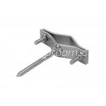 Eaves screw