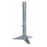 Floor mount 50 x 500 mm