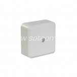 Junction box IP20 60x60x29 mm white packaged
