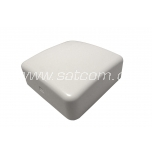 Junction box IP20 80x80x29 mm white