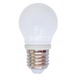 LED lamp G45 4W, E27 - 380lm