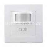 Movement sensor 140º for switch box