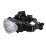 Head lamp 10 LED (batteries not included)