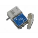Liinivõimendi VHF/UHF 14/24 dB, 2 väljundit, LTE free
