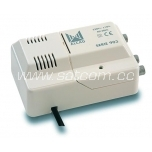 Power supply Alcad AL-100 for mast amplifiers 24V/100mA (1 x in, 2 x out)