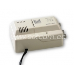 Power supply Alcad AL-105 for mast amplifiers 12V/100mA (1 x in, 2 x out)