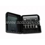 Mast amplifier UHF/VHF/FM 32dB 24V LTE free