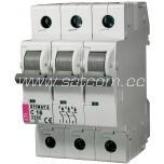 ETI Miniature circuit breaker 3P C 16A 6kA