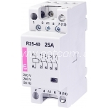 ETI moodulkontaktor R25-40 230V