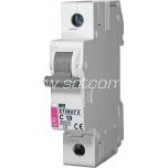 ETI Miniature circuit breaker 1P C 10A 6kA