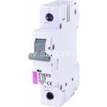 ETI Miniature circuit breaker 1P B 10A 6kA