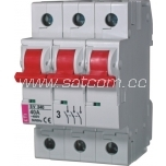 ETI Build-in switch 3P 16A, 3M