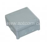Pindpaigaldatav harukarp 102x102x56 mm IP66