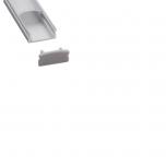 Alumiiniumprofiil SP01 valge, 2m
