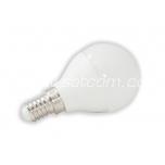 LED lamp G45 4W, E14 - 360lm