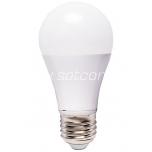 LED lamp A60 12W, E27 - 1050lm 4000K